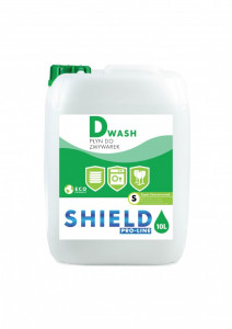 Płyn do zmywarek D-Wash 10L
