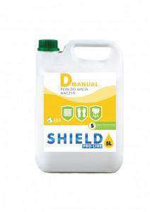 Płyn do mycia naczyń - koncentrat D-Manual 5L