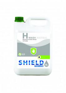 Bezzapachowe mydło w płynie. Spełniają wymagania HACCP H-Wash Neutral 5L