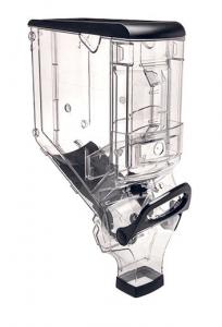 Pojemnik na produkty sypkie do sklepu z ruchomą dolną częścią PX150A-20l