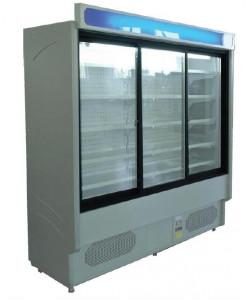 Regał chłodniczy Mawi RCH 5D - 1.5