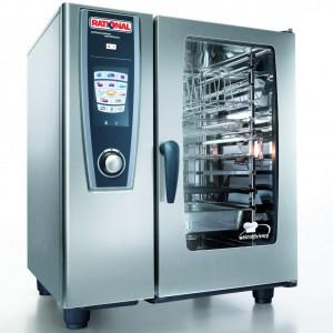 Piec gastronomiczny konwekcyjno-parowy elektryczny 10xGN1/1 RATIONAL SCC 101E