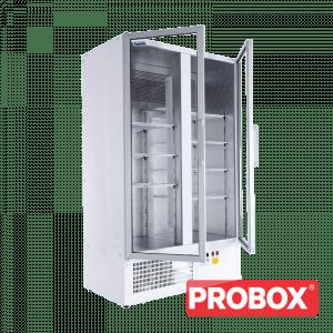 Szafa chłodnicza Mawi SCH 1400 S - drzwi przeszklone