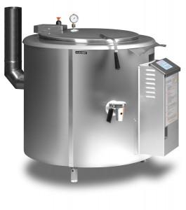 Profesjonalny Kocioł warzelny gazowy KG-150.8-II-X Lozamet
