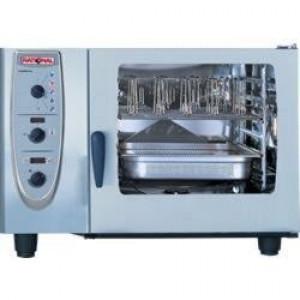 Piec konwekcyjno-parowy elektryczny 6xGN2/1 RATIONAL CombiMaster Plus CM62E