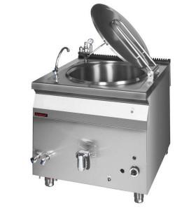 Gastronomiczny Kocioł warzelny gazowy 700.BGK-80 Kromet