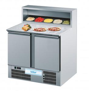 Stół chłodniczy do pizzy Rilling-Krosno Metal