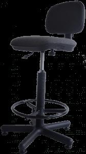 Krzesło kasjerskie laboratoryjne | OD RĘKI