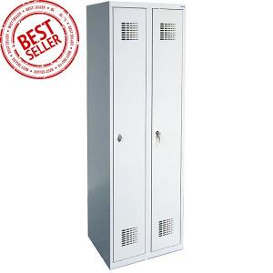 Szafka, szafa ubraniowa (socjalna) BHP Sum 320W, 60 cm, 2 drzwiowa HIT