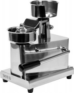 Maszynka gastronomiczna do hamburgerów 100 mm Yato Gastro