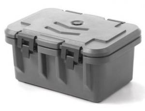 Pojemnik termoizolacyjny - cateringowy GN 1/1 - Ładowany od góry AMERBOX 877852