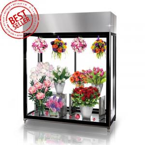 Przeszklona chłodnia na kwiaty Rapa SCh-AK 1600