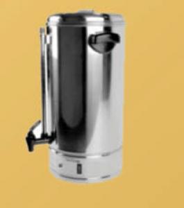 Zaparzacz do kawy 10l - chwyty tworzywo Poziom 21