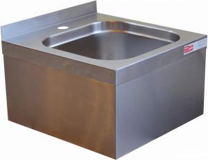 Umywalka nierdzewna HACCP 400x410x240 mm