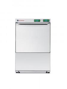 Zmywarka gastronomiczna do naczyń 50x50 Hendi – sterowanie manualne 231579