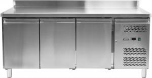 Stół chłodniczy 417 L 1795x700x950 mm 3-drzwiowy Yato Gastro