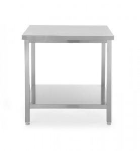 Stół roboczy skręcany z półką 1000x600x(H)850 mm