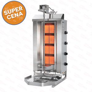 Urządzenie do kebaba gazowe - do 70 kg Potis GD4