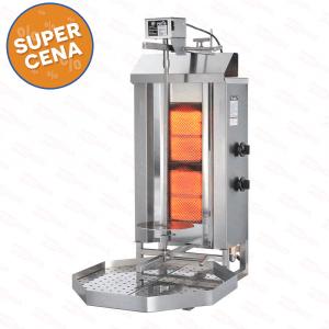 Gyros (kebab) gazowy profesjonalny - do 30 kg Potis GD2