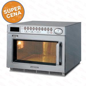 Gastronomiczna profesjonalna kuchenka mikrofalowa 1850 W elektroniczna