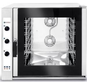 Piec gastronomiczny 4x429x345mm - elektryczny, sterowanie manualne
