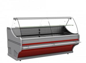 Lada chłodnicza Cebea Bochnia Wega WCh-6/1B - 120/110 (chłodzenie grawitacyjne)