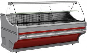 Lada chłodnicza Cebea Bochnia Wega WCh-6/1B - 157/110 (chłodzenie grawitacyjne)