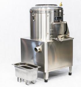 Gastronomiczna obieraczka elektryczna do ziemniaków 8 kg Mod.GP-X8 C
