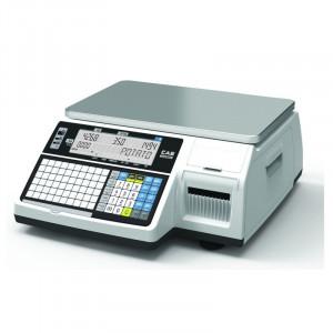 Waga drukująca etykiety - CAS, CL5200 JUNIOR B15 WIFI