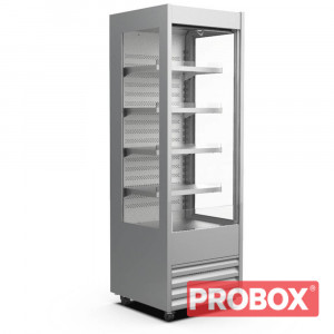 Regał chłodniczy - Cebea Bochnia, Naos RCh-900x600x1840 mm
