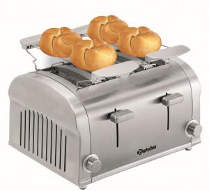 Gastonomiczny Toster TS40, 4 tosty