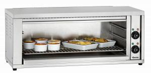 Opiekacz gastronmiczny S702, 2 strefy grzewcze