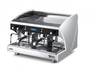 Profesjonalny Ekspres do kawy POLARIS 2-grupowy elektroniczny EVD2PR