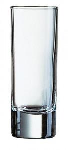 Kieliszek do wódki ISLANDE 60ml [kpl 12 szt.]