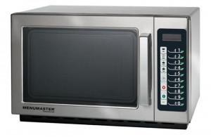 Gastronomiczna Kuchenka mikrofalowa MenuMaster 1800W, 34l, 100 programów
