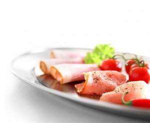 Półmisek do mięs i wędlin - owalny 560