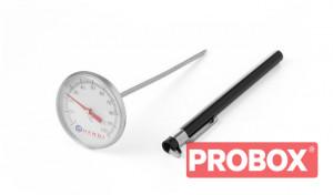 Termometr HACCP z sondą