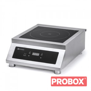 Kuchenka gastronomiczna indukcyjna model 5000 D XL