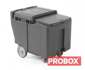 Pojemnik termoizolacyjny do transportu lodu - 110 L AMERBOX