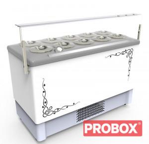 Dystrybutor do lodów IRQ10 | 10x10