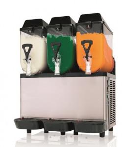 Granitor | Urządzenie do napojów lodowych | 3 zbiorniki na 10 litrów | GC 10-3
