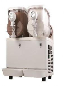 Granitor | Urządzenie do sorbetów | lodów | mrożonych jogutrów | 2x5 litrów | GSE5-2