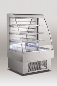 Regał chłodniczy | witryna chłodnicza otwarta OFC 380 380l