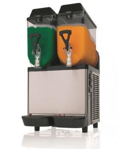 Granitor | Urządzenie do napojów lodowych | 2 zbiorniki na 10 litrów | GC10-2