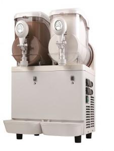 Granitor | Urządzenie do sorbetów | lodów | mrożonych jogutrów | 2x5 litrów | GSE 5-2