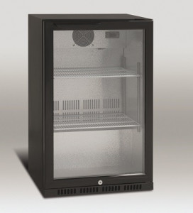 Barowa szafa chłodnicza | chłodziarka podblatowa | SC 139H 124l