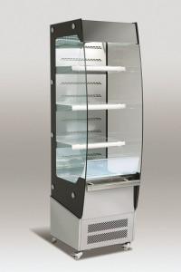 Regał chłodniczy | witryna chłodnicza otwarta OFC 220 220l