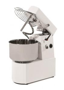 Gastronomiczna Miesiarka spiralna do ciasta z podnoszonym hakiem i stałą dzieżą RTF 20MO litrów 230V