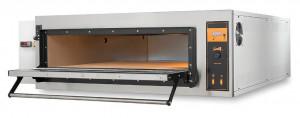 Piec elektryczny piekarniczy modułowy szamotowy | 4x600x400 | szeroki | TR D 6/L