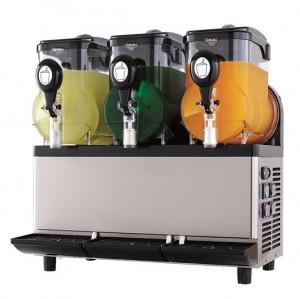 Granitor | Urządzenie do napojów lodowych | 3 zbiorniki po 5 litrów | GS 5-3